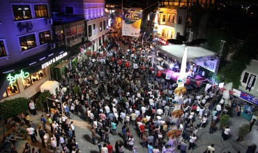Jazz Festival in Samatya