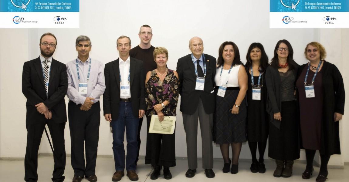 Avrupa İletişim Konferansı (ECREA 2012)